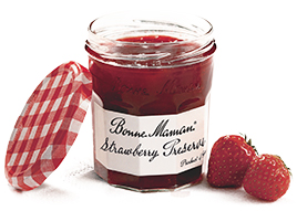 Patisserie de France - Bonne Maman Preserves