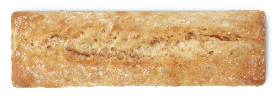 Whole Grain Ciabatta DemiBaguette
